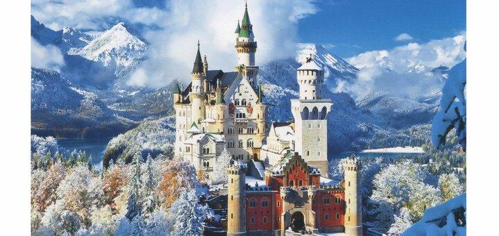 Новогодние туры в Швейцарию, Австрию и Баварию за 420 евро
