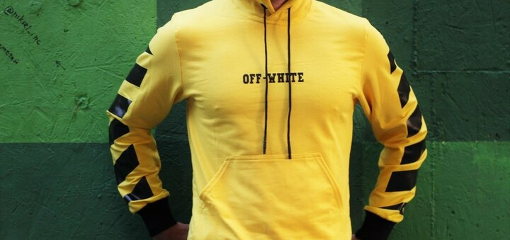Скидка 24% на костюм «OFF WHITE»