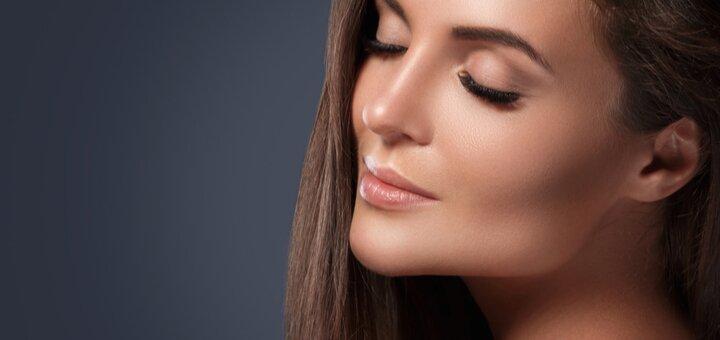 До 3 сеансов комбинированной лечебной чистки лица с пилингом от «Kosmoestet»