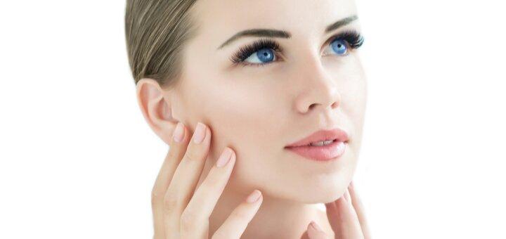 До 5 сеансов еlos-омоложения лица, шеи или зоны декольте в салоне красоты «Пудра»