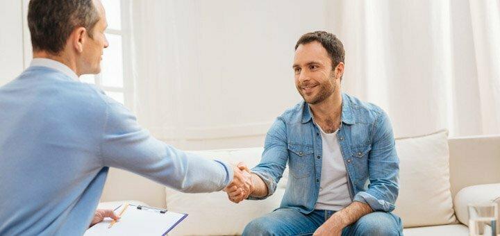 До 5 онлайн-консультаций или личных встреч с психологом и сексологом Сергеем Загребельным