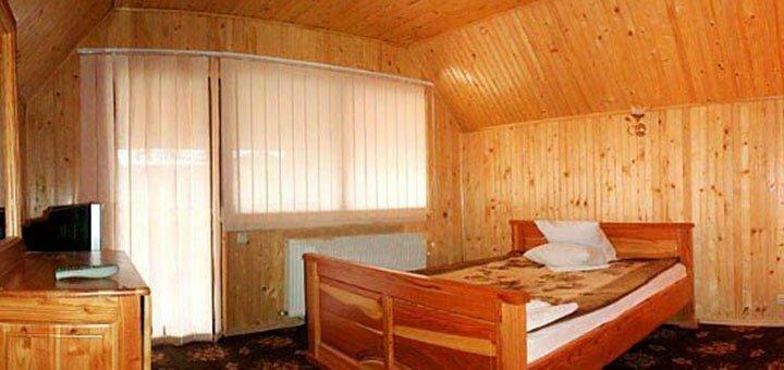От 3 дней отдыха с дополнительным пакетом услуг в комплексе «Байка» в Карпатах