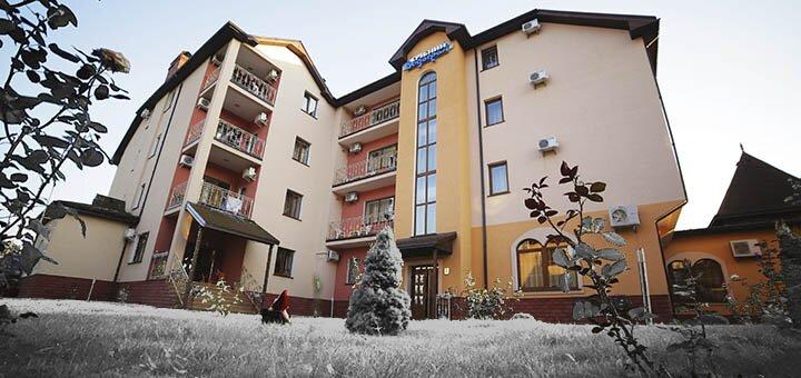 От 3 дней отдыха зимой и весной в оздоровительном комплексе «Срібний Водограй» в Поляне