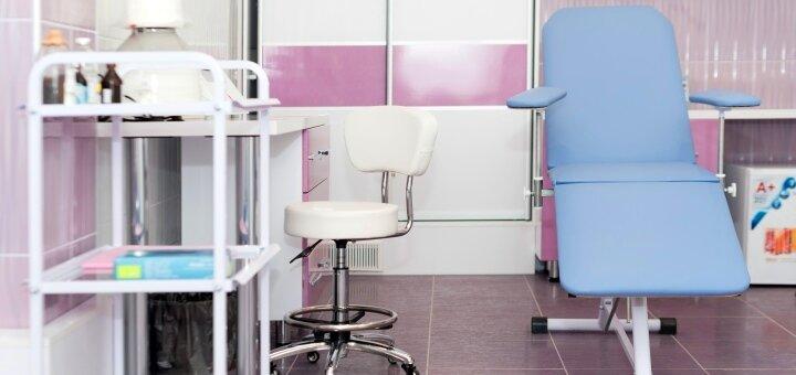 Комплексное обследование у гинеколога в медицинском центре «Verona»