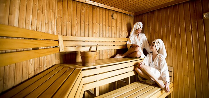 3 часа отдыха в бане «Сруб» с прямым выходом к заливу Днепра в комплексе отдыха «Причал»