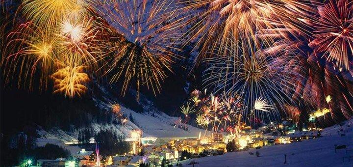 Тур на Новый год 2020 в Ясиню с катанием на лыжах в горах от «Miracle Travels»