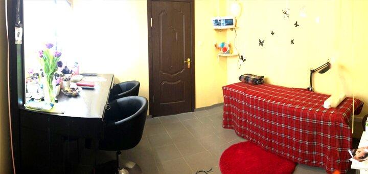 Классическое или объемное наращивание ресниц в студии красоты «Kosa Nostra»