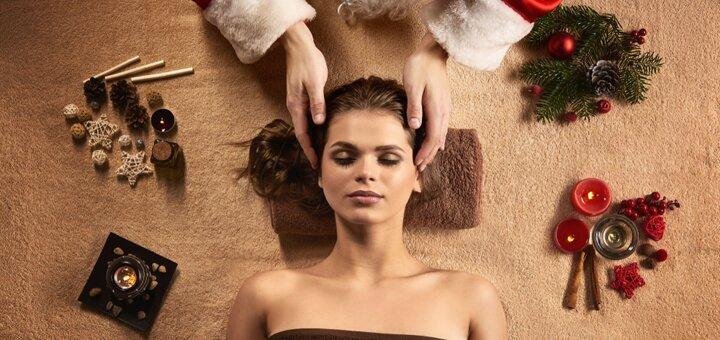 SPA-программа «Новогодняя сказка» в салоне красоты «NUDE»