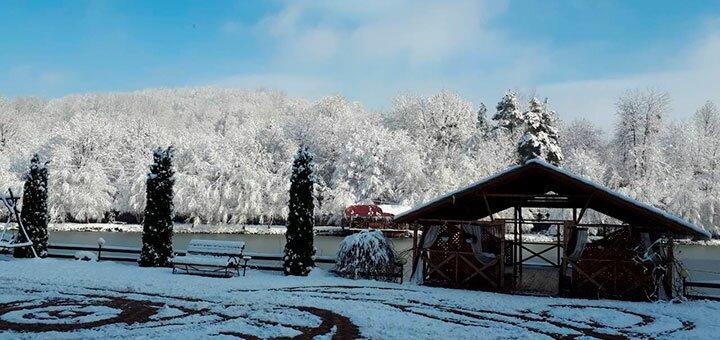 От 5 дней на Новый год с развлекательной шоу-программой в SPA-комплексе «Астур» в Закарпатье