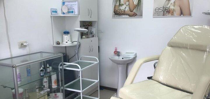 Гликолевый пилинг лица в косметологическом кабинете Людмилы Горшковой