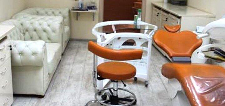 Отбеливание Zoom 3, ультразвуковая и Air-Flow чистка зубов и фторирование в центре «Респект»