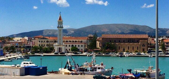 Тур в Грецию за 318 евро