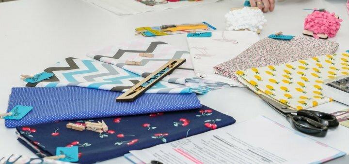 Мастер-класс по шитью мягкой игрушки в детской швейной студии «Маленькая модельерка»