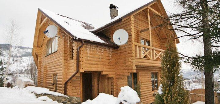 От 3 дней отдыха осенью и зимой в уютном отеле «Краєвид» в Яремче