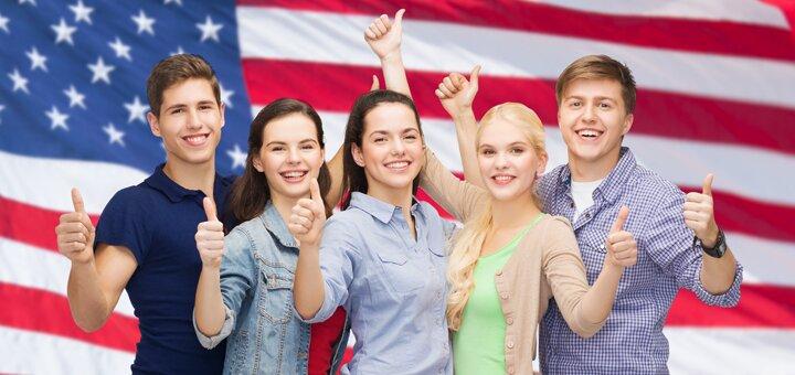 Посещение английского разговорного клуба в школе «Your Victory»