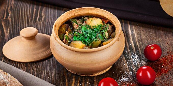 Скидка 50% на всё меню кухни в грузинском ресторане «Гурія»