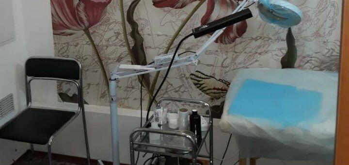 Механическая чистка лица с азелаиновым или ферментным пилингом от косметолога Натальи Павловой