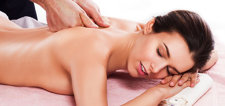 Скидка до 80% на массаж тела в массажном кабинете Вячеслава Лисенко