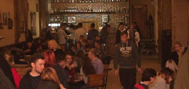 Скидка 50% на все меню кухни в баре «Old Pub»