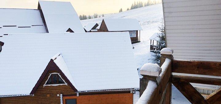 От 3 дней семейного горнолыжного отдыха с завтраками в отеле «Пятковский» в Пилипце