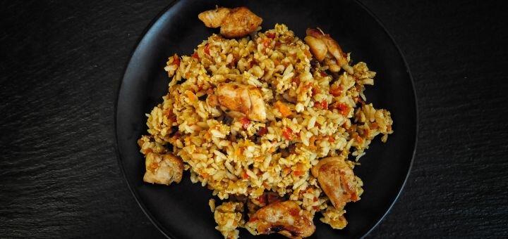 Скидка до 50% на рис, пасту и остальное меню кухни от службы доставки здоровой еды «Eco Food»