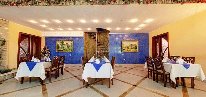 От 3 дней отдыха с завтраками и баней в оздоровительном комплексе «Моршинська Вежа» в Моршине