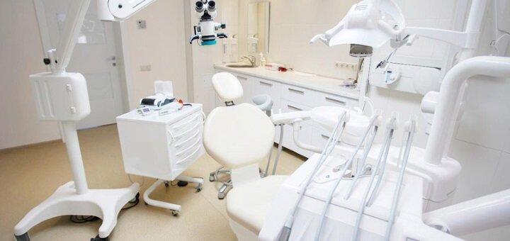 Лікування карієсу з установкою до 2 фотополімерних пломб від Ростислава Головчанського