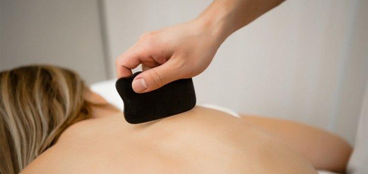 Процедура древнекитайской программы Гуа-ша в Центре исследования телесных практик «Путь»!
