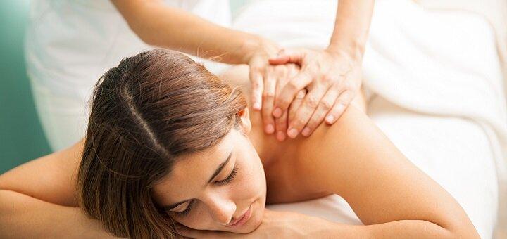До 7 сеансов массажа спины и шеи в студии массажа «Pavlov Massage»